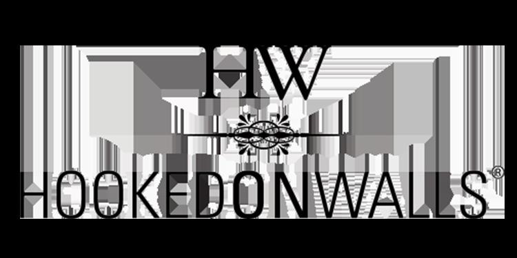 hookedonwalls logo